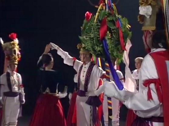 « Dantza-korda » ou danse en chaîne