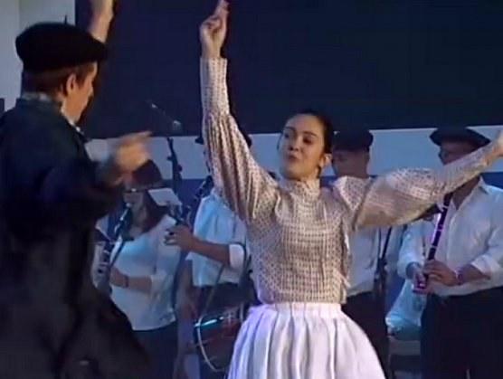 Concours de Fandango à Segura (Gipuzkoa)