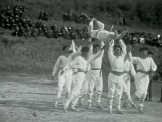 Ezpata-dantza à Mutriku 1927