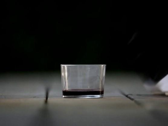 Zoom sur la Danse du verre