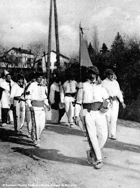 Des pratiques sur le déclin en Pays Basque nord (début XXè siècle)