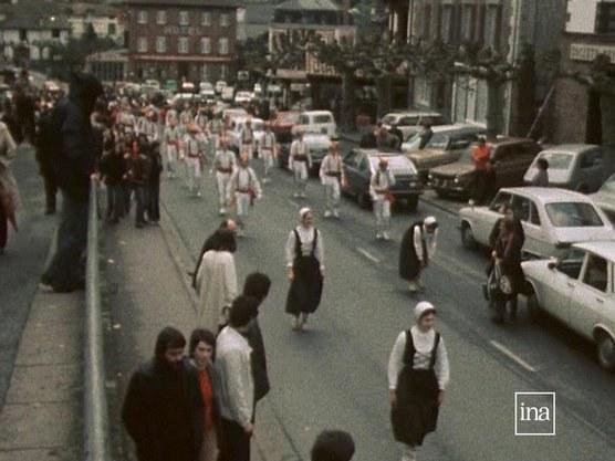 St-Jean-Pied-de-Port, 1979