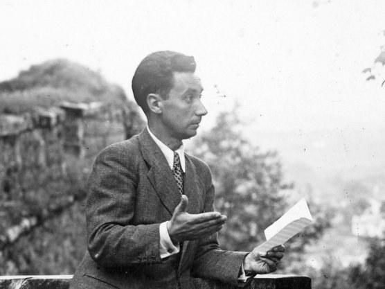 Elai Alai à Saint-Jean-Pied-de-Port (1937)