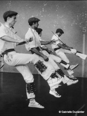 Danse basque et histoire
