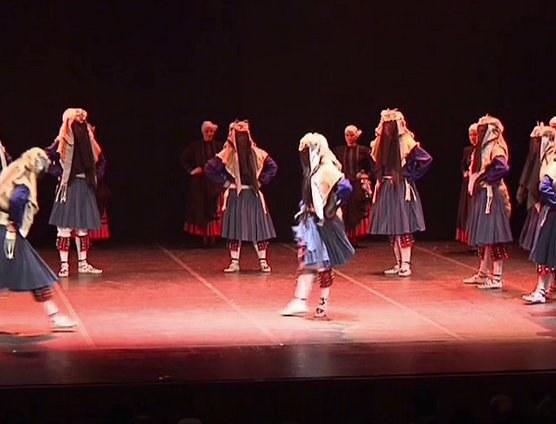 Axeri dantza