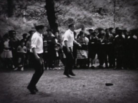 Aurresku à Markina (Biscaye, années 1968-1970)
