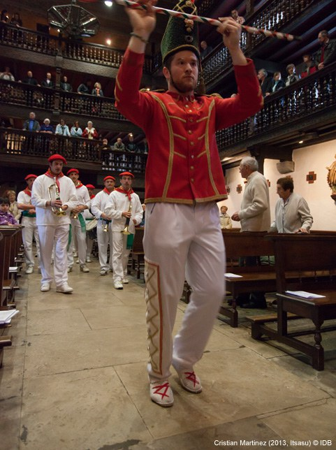 Danse et rituels religieux