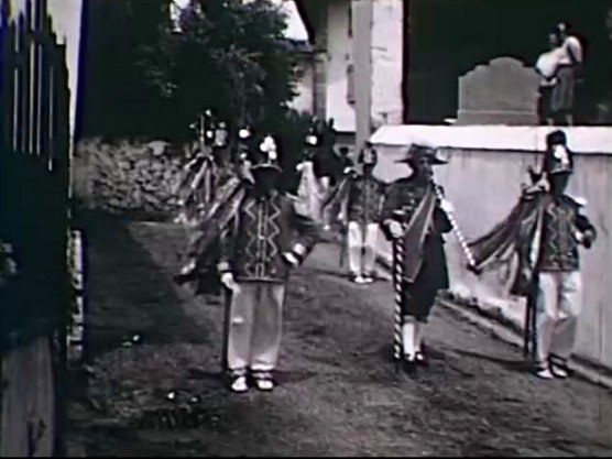 Fête-Dieu à Iholdy (1964-1967)
