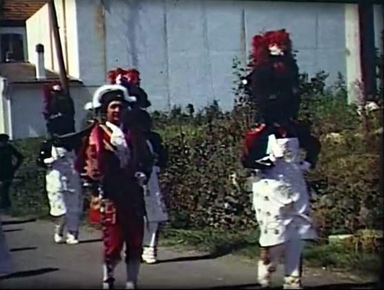 Fête-Dieu à Saint-Martin d'Arberoue (1972)