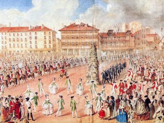 « La Pamperruque » (1782)