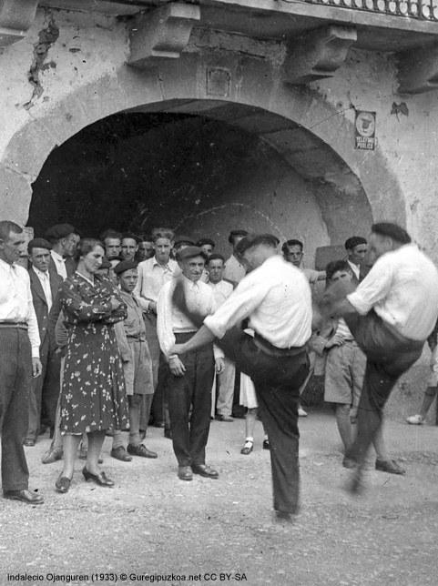 Danse et régulation des espaces