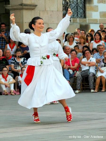 Genre et âge dans la danse